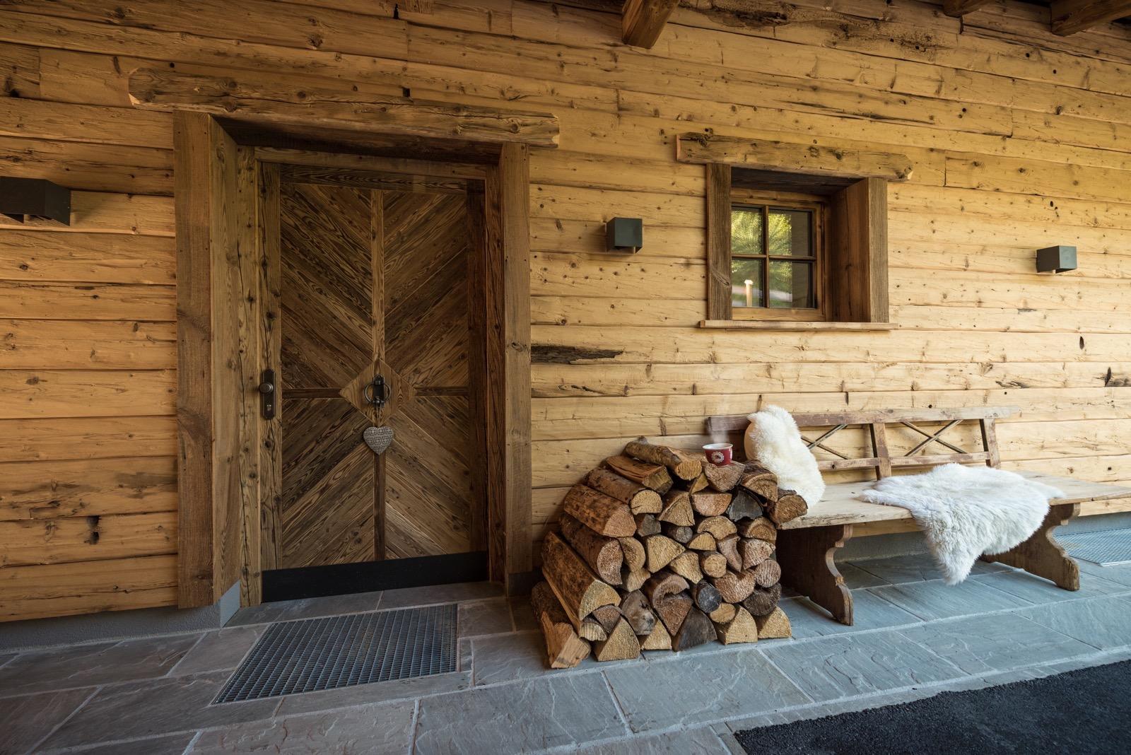 Luxus Skirurlaub im Chalet in Österreich