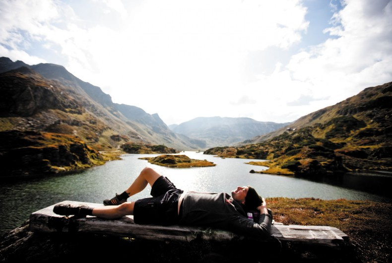 Wandern und Entspannen in den Bergen Kurzurlaub im Chalet