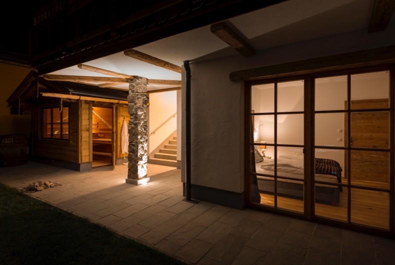 Terrasse, Schladming, Urlaub, Garten, Sauna
