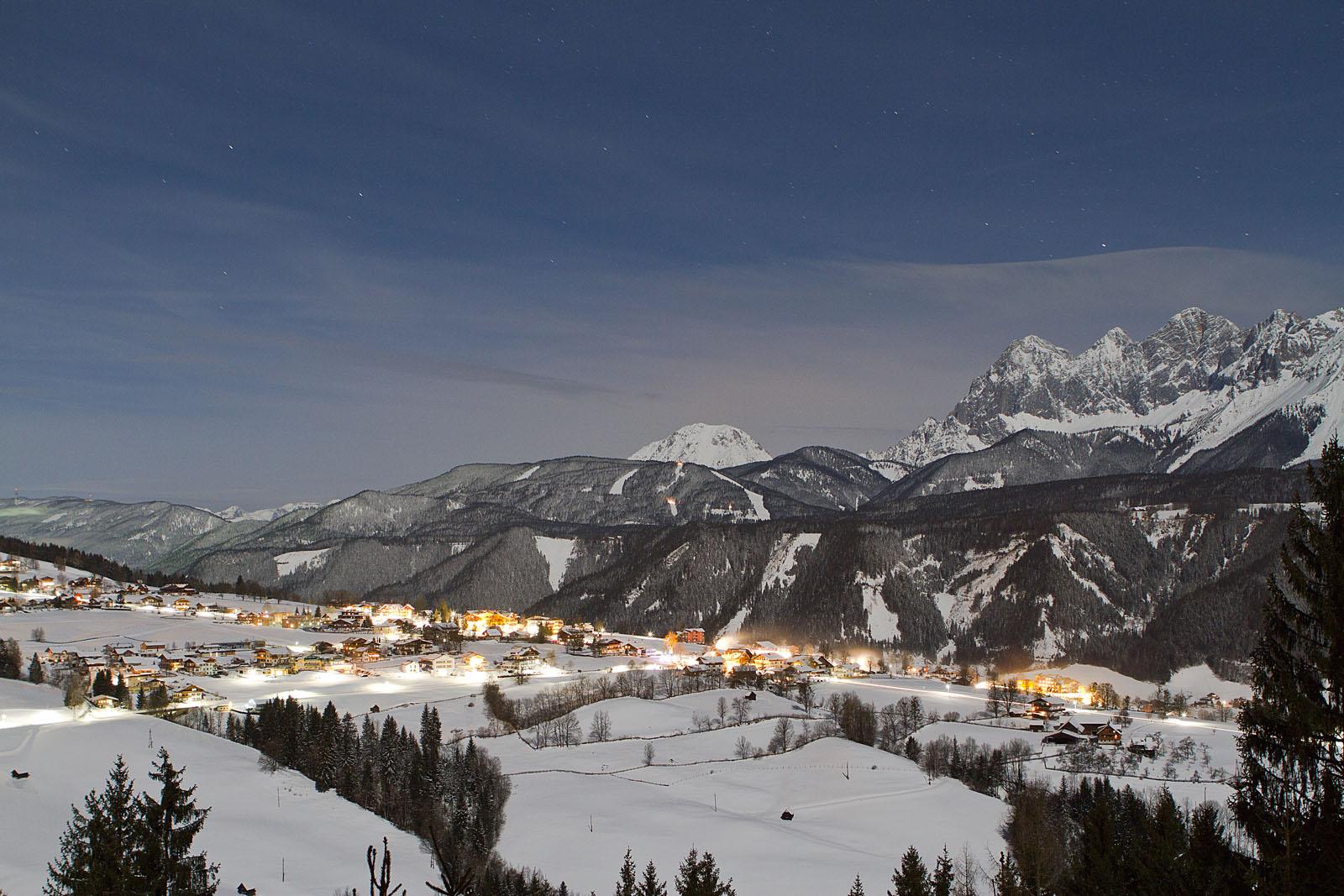 Das Chalet Schladming Winterurlaub